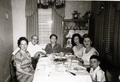 Mangione Family
